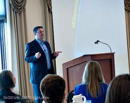 Chad Kopitzke speaking